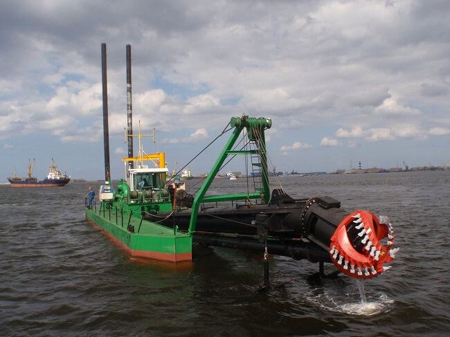 cutter-suction-dredger
